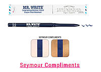 The Balm Mr. Write Seymour - Стойкий карандаш для глаз Compliments, 0.35 г
