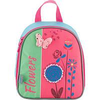Рюкзак дошкольный Kite 538 Flowers K18-538XXS-2, фото 1