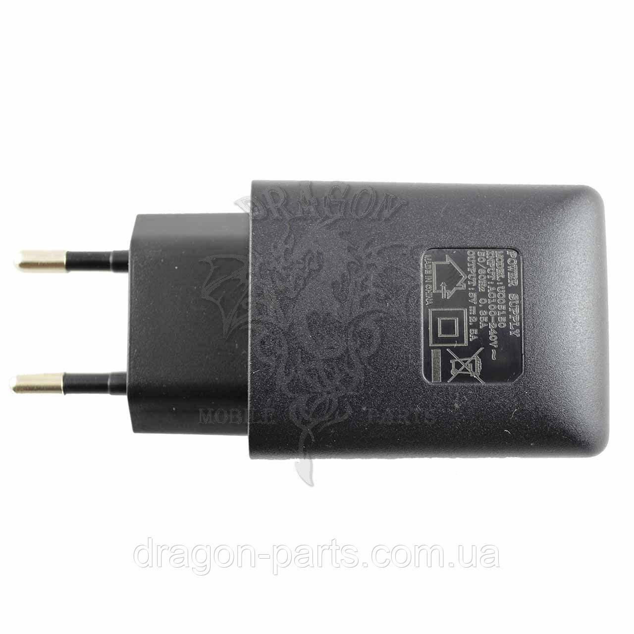 Зарядное устройство адаптер Nomi Ultra 3 LTE C101030 черное,оригинал