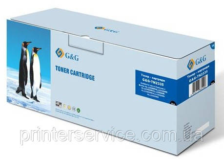 Картридж аналог TN 3480 для Brother HL-L5000/ 5100/6250 DCP-L5500 MFC-L5700 (G&G NT-TN3480)