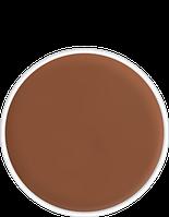 Коричневый аквагрим AQUACOLOR 4 мл (оттенок FS 27)