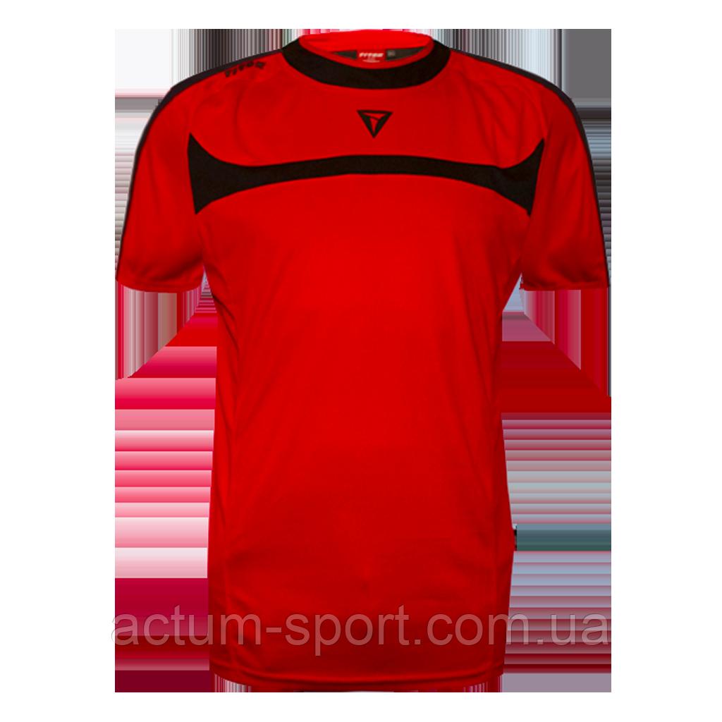 Футболка игровая Arsenal Titar Красно/черный, XXL