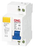 Дифференциальный автоматический выключатель DZ30LE-32, 10A, 1Р+N, 30mA, CNC