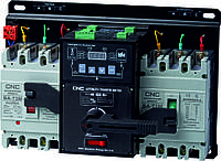 Автоматичний ввід резерву YCQ2CB-125, 40А, 3Р, 380В, 30кА, CNC