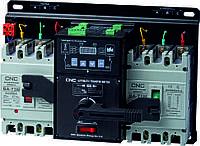 Автоматичний ввід резерву YCQ2CB-125, 100А, 3Р, 380В, 35кА, CNC