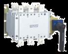 Выключатель-разъединитель перекидной YCHGLZ1-2500А, 3Р, 400V, CNC