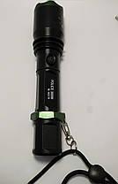 Ліхтар тактичний Poliсe 12V BL-1822 CREE T6, zoom, фото 3