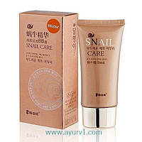 BB-крем для лица с муцином улитки / BELOV Snail Care BB cream / 50 мл