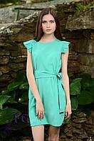 """Летнее платье """"Modest"""" - распродажа модели 46-48, мятный"""