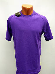 Футболка мужская фиолетовая в стиле Select