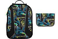 Набор школьный Kite(Рюкзак+пенал) Big bang K18-703M-1