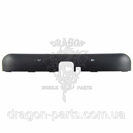 Крышка разъемов сим и карты памяти Nomi Corsa 3 LTE C070030 черная, оригинал, фото 2