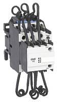 Пускатель конденсаторный электромагнитный CJ19C-18, 400В, 8кВАр, 220В, 18A, минимальное  серебра 90%, CNC, фото 1