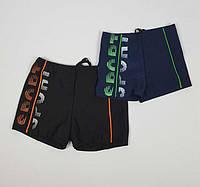 Плавки шортами подростковые размеры от 40 до 48 (с до 15 лет)