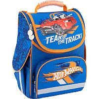 Рюкзак школьный каркасный Kite 501 Hot Wheels-2 HW18-501S-2, фото 1