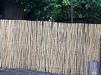 Бамбуковый забор,1,0м * 6,0м УЦЕНКА! только самовывоз!, фото 1