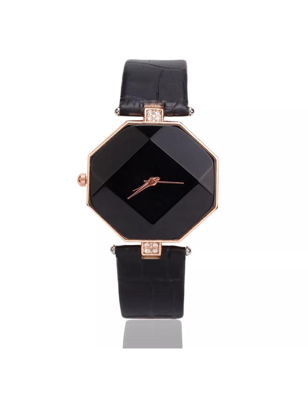 9819fa9ea092 Стильные женские наручные часы «Sota» в чёрном корпусе  продажа ...