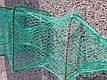 Раколовка гармошка  23х27 см 11 входов  4.2 метра кордовая нить ячейка 1 см, фото 3