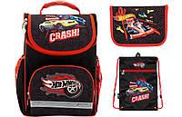Набор школьный Kite(Рюкзак+сумка+пенал) Hot Wheels HW18-701M