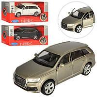 Машина метал. Audi Q743706CW