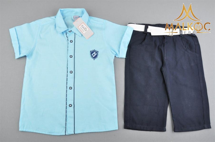 """Костюм для мальчика с рубашкой """"Остин"""" 110"""