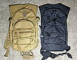 Рюкзак для питної системи (без гідратора) (ta10-coyote), фото 5