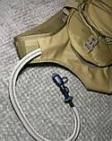 Рюкзак для питної системи (без гідратора) (ta10-coyote), фото 7