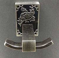 Гачок для рушника 8504 (antik black)