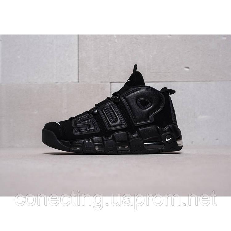 Стильні чоловічі Кросівки Nike Air Мор Аптемпо Суприм   продажа ... 74e4ece46c42c
