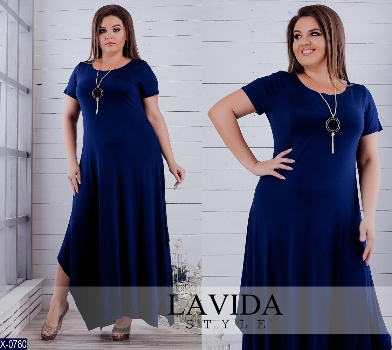 Платье прямого кроя большого размера раз. 50-52, 54-56, 58-60, 62-64