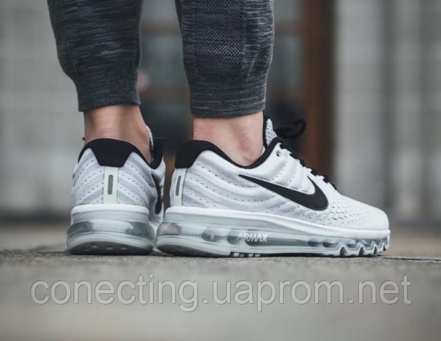 Стильні чоловічі Кросівки Nike Air Max 2017 хіт продажу  продажа ... ea3a69f262242