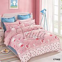 Комплект постельного белья Вилюта 17162 ранфорс подростковый (50*70)