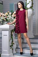 Платье женское Вишна бордо (M,L,XL,XXL)