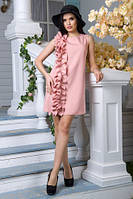 Платье женское Вишна пудра (M,L,XL,XXL), фото 1