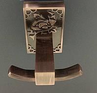 Гачок для рушника 8504 (antik red)