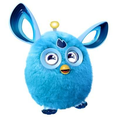 Ферби Коннект Голубой (английский язык) / Furby Connect Blue
