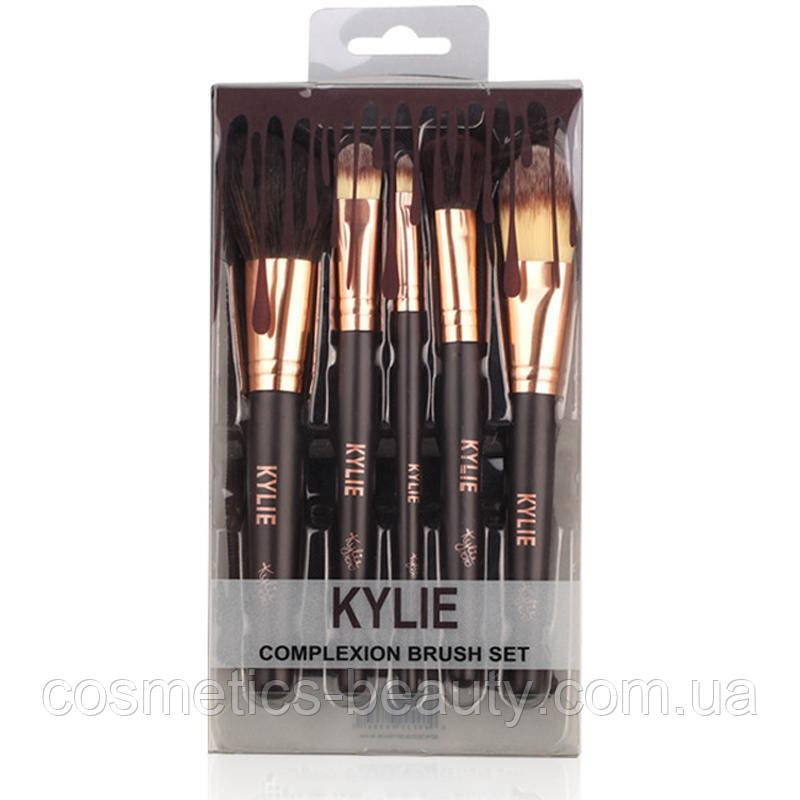 Кисти для макияжа Kylie Complexion Brush Set (реплика).