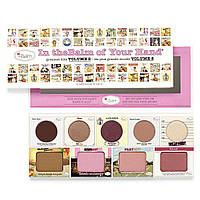 The Balm Palettes In TheBalm Of Your Hand - Палетка  для макияжа, 19.77 г