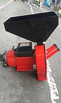 Кормоизмельчитель-зернодробилка Могилев БЕЛАРУСЬ 3.5 кВт, 240 кг/ч, фото 3