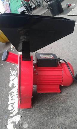 Кормоизмельчитель-зернодробилка Могилев БЕЛАРУСЬ 3.5 кВт, 240 кг/ч, фото 2