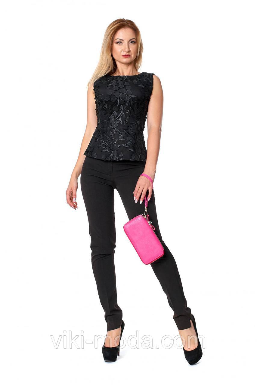 Женский костюм  блуза и брюки