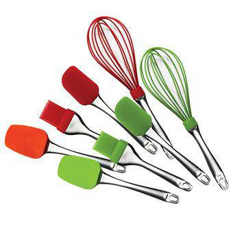 Набір кухонних аксесуарів силікон Maestro MR-1590 4 предмета