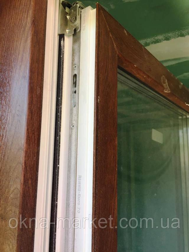Ламинированные окна Rehau в Киеве (Русановские Сады)