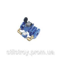 Счетчик воды (водомер) комбинированный, тип MWN/JS-S, Ду-100, для холодной воды фланцевый, PoWoGaz