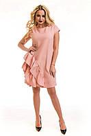 Платье Фиби пудра, фото 1