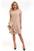 Платье Фиби бежевый, фото 1
