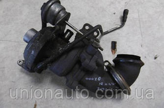 Турбина Citroen c1, Peugeot 107 1.4 hdi