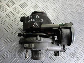 Турбина SCENIC II FL 1.9 DCI F9 8200396585