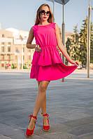 Платье Ингрид малина, фото 1