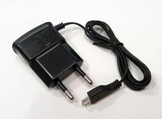 Сетевые зарядные устройства с несъёмным кабелем